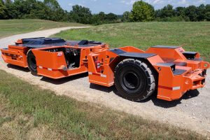 ST-12L 40 Ton Supply Tractor